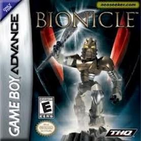 BIONICLE GBA (solo card) 007 (solo cartuccia) Nintendo GBA USATO