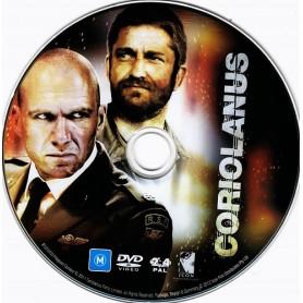 CORIOLANUS (solo disco) DVD USATO