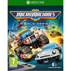 Micro Machines World Series XONE USATO