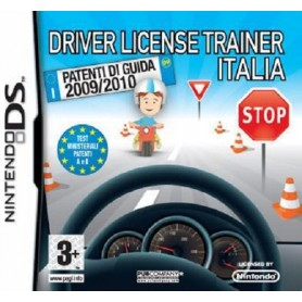 Driver License Trainer Italia DS USATO