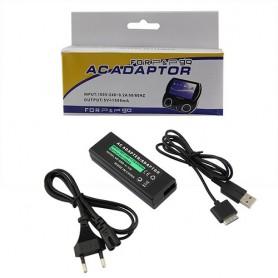 Alimentatore AC Adapter  USB Cable (EU) PSP GO