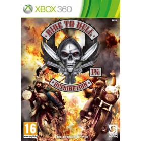 Ride To Hell: Retribution X360 USATO
