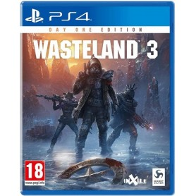 Wasteland 3 Day One Edition PS4