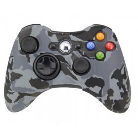 Cover silicone Controller Silicon case-Camouflage Dark Gray X360