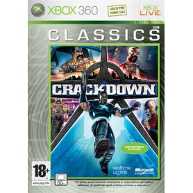 Crackdown X360 - USATO
