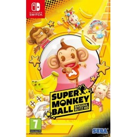 Super Monkey Ball Banana Blitz HD Switch USATO