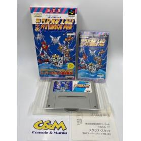 Super Robot Wars Super Nintendo Jap USATO
