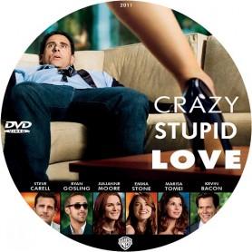 CRAZY STUPID LOVE (solo disco) DVD USATO