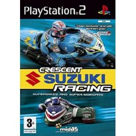 Crescent Suzuki Racing PS2 - USATO