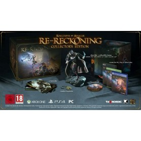 Kingdoms of Amalur Re-Reckoning. Collector's Ed PS4