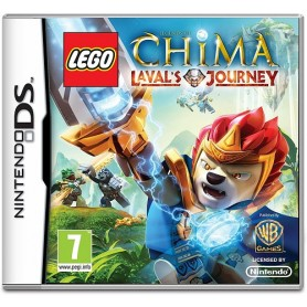 LEGO Legends of CHIMA DS