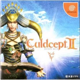 Culdcept II SEGA Dreamcast JAP -USATO-