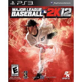 Major League Baseball 2K12 PS3 USATO