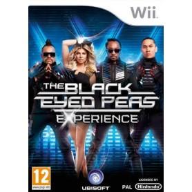 The Black Eyed Peas Experience WII USATO