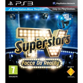 TV Superstars Facce da RealityPS3 USATO