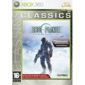 Lost Planet: Extreme Condition - Colonies Ed. X360 USATO