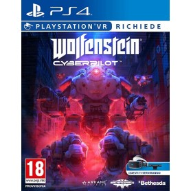 Wolfenstein Cyberpilot - PlayStation 4 PS4