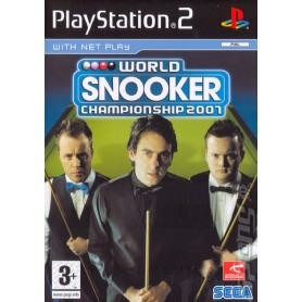 World Snooker Championship 2007 PS2