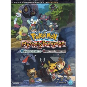 Pokemon - Mystery Dungeon (Guida Strategica) ITA