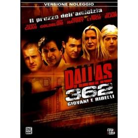 Dallas 362 - Giovani e ribelli (solo disco) DVD USATO