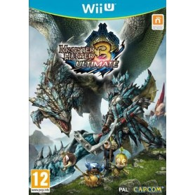 Monster Hunter 3 Ultimate WIIU USATO