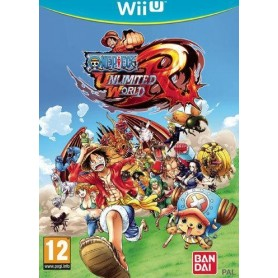 One Piece Unlimited World Red WIIU USATO