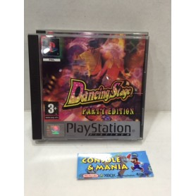 DANCING STAGE Party Edition pal PSX USATO