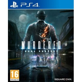 Murdered Soul Suspect PS4 USATO