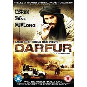 Darfur (solo disco) DVD USATO