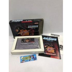DARIUS Twin S.Nintendo NTSC USATO