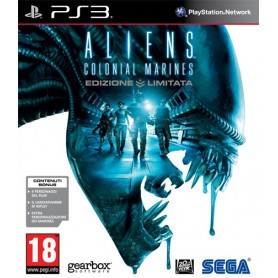 Aliens: Colonial Marines Limited Ed.PS3