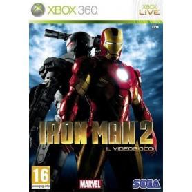 IRON MAN 2 Il Videogioco X360 USATO