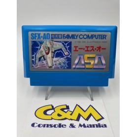 ASO - Armored Scrum Object Nintendo Famicom USATO