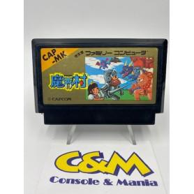 MAKAIMURA (ghost goblins) Nintendo Famicom USATO
