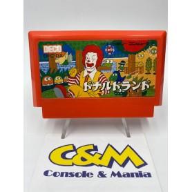 MC. DONALD Nintendo Famicom USATO