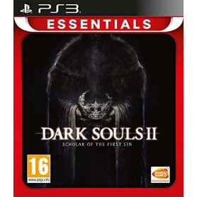 Dark Souls II: Scholar Of The First Sin PS3