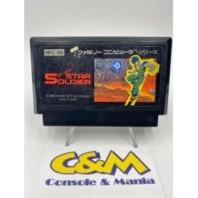 STAR SOLDIER Nintendo Famicom USATO