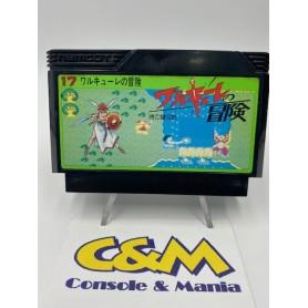 VALKYRIE NO BOUKEN Nintendo Famicom USATO