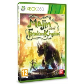 Majin And The Forsaken Kingdom X360 USATO