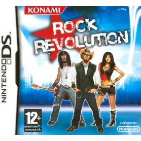 Rock Revolution DS USATO