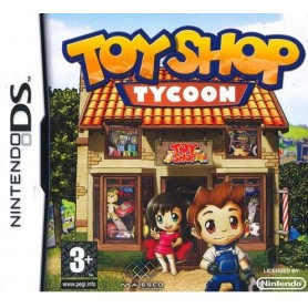 Toy Shop Tycoon DS USATO