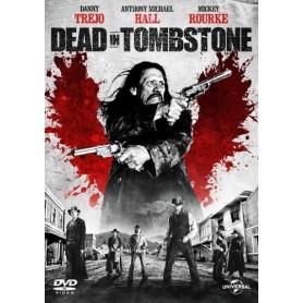 Dead in Tombstone (solo disco) DVD USATO
