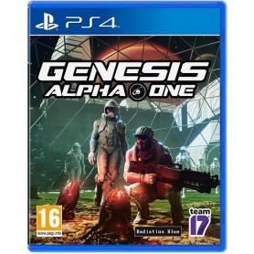 Genesis: Alpha One PS4