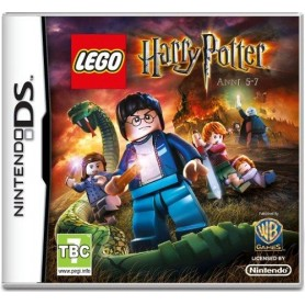 LEGO Harry Potter: Anni 5-7 DS