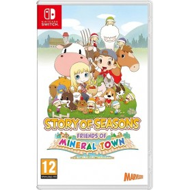Story of Seasons - Friends Of Mineral Town Switch