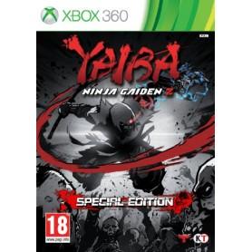 Yaiba Ninja Gaiden Z Special Edition X360