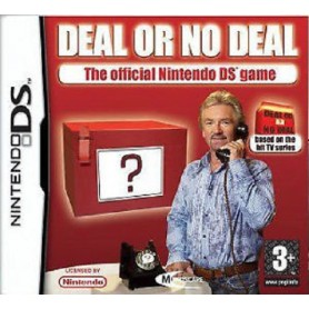 Deal or no Deal (pal/uk) DS USATO