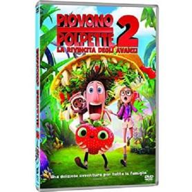 Piovono Polpette 2  (solo disco) DVD USATO