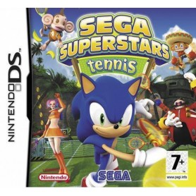 Sega Superstars Tennis DS USATO