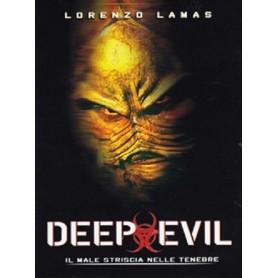 Deep Evil- (solo disco) DVD USATO